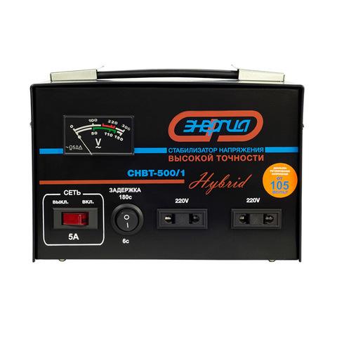 Стабилизатор напряжения Энергия Hybrid СНВТ 500