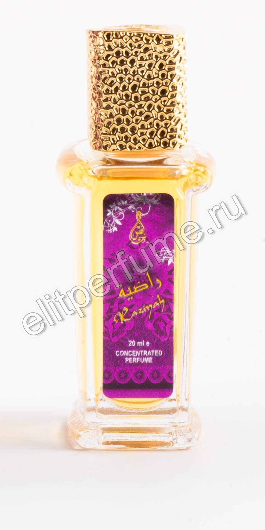 Razinah Разинах 20 мл арабские масляные духи от Халис Khalis Perfumes