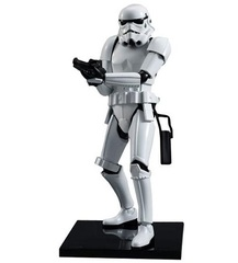 Star Wars 1/12 Scale Model Kit Stormtrooper