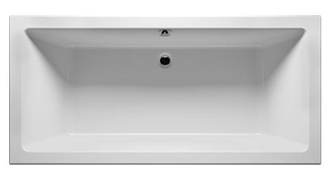Акриловая ванна Riho LUGO 170x75 (с тонким бортом)