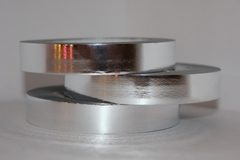 Лента металл Серебро (2 см.*50 ярд.)