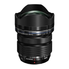 Olympus M.ZUIKO DIGITAL ED 7-14mm 1:2.8 PRO черный