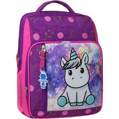 Рюкзак школьный Bagland Школьник 8 л. фиолетовый 428 (0012870)