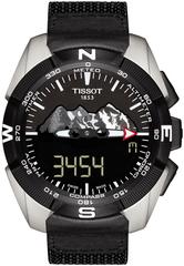 Мужские часы Tissot T091.420.46.051.10 T-Touch Expert Solar Jungfraubahn