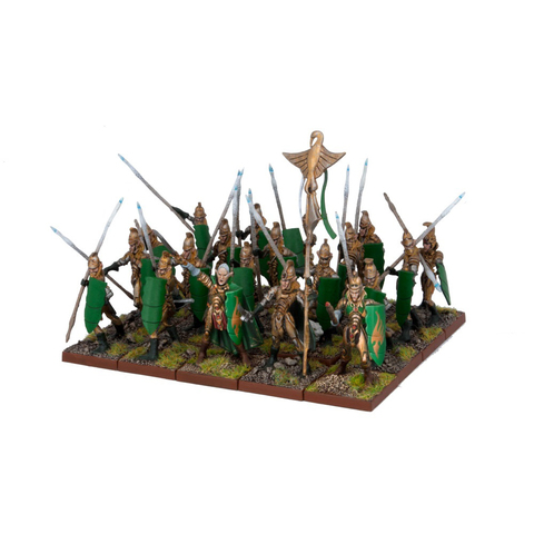 Elf Spearmen Regiment