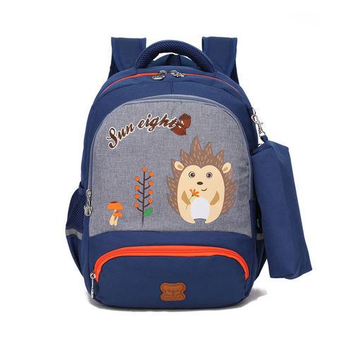 Рюкзак школьный Sun Eight 2646 ёжик