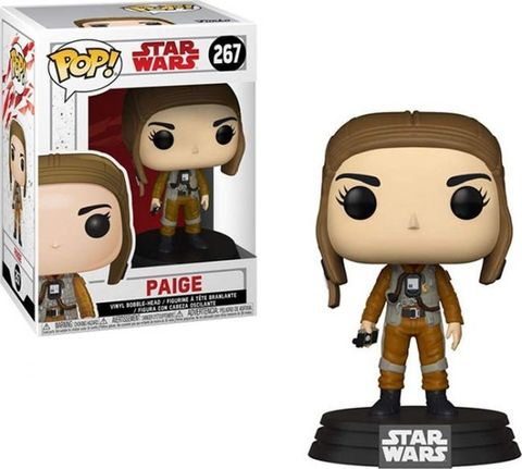 Фигурка Funko POP! Bobble: Star Wars: The Last Jedi: Paige 31789