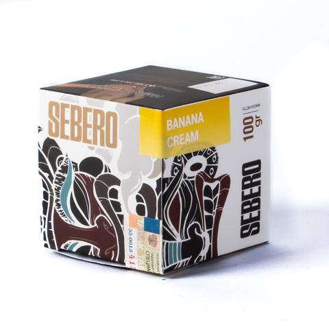 Табак Sebero Banana Cream (Банан Крем) 100 г