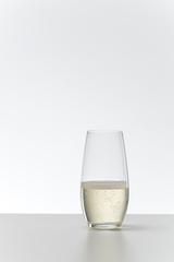 Набор бокалов для шампанского 2шт 264мл Riedel The O Wine Tumbler Champagne Glass