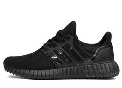 Кроссовки Мужские Adidas Ultra Boost Triple Black