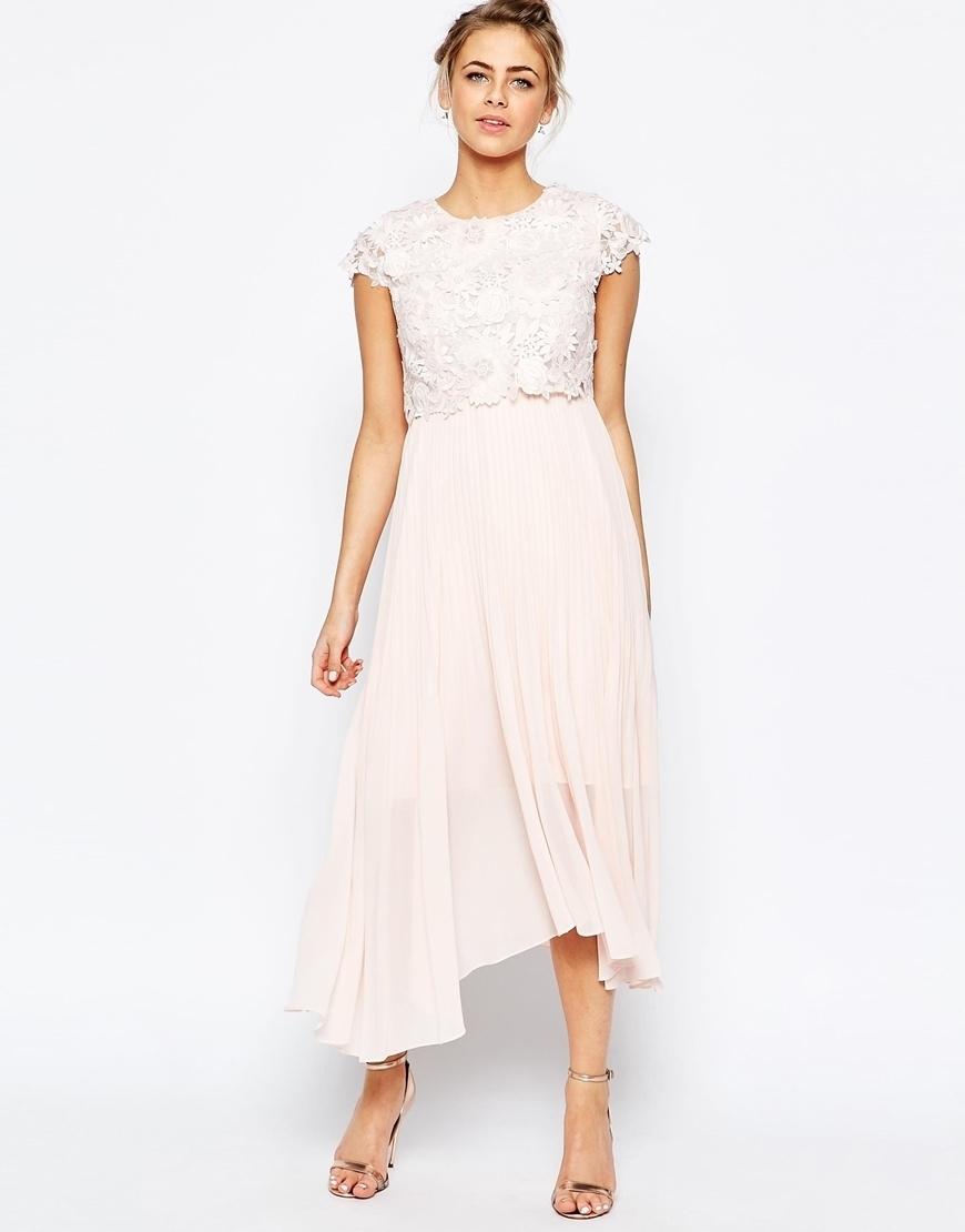 Летнее платье Akebono Halter