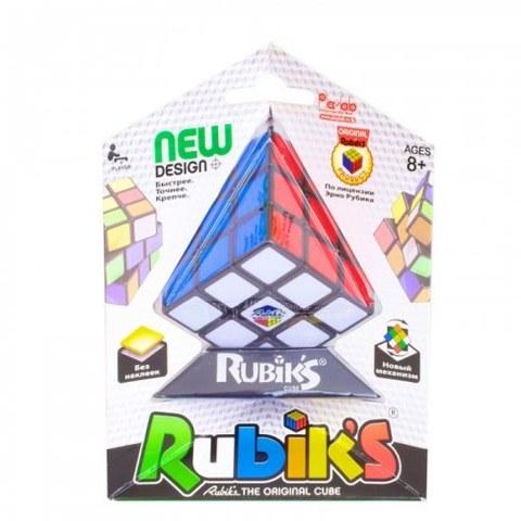 Головоломка Rubik's Кубик Рубика 3х3 (без наклеек, мягкий механизм) КР5026