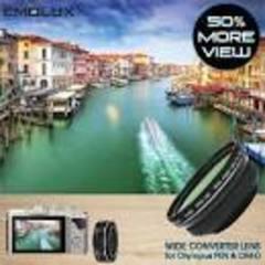 Широкоугольная насадка Flama 0,45x Pro HD Wide Angle Conversion Lens 67mm