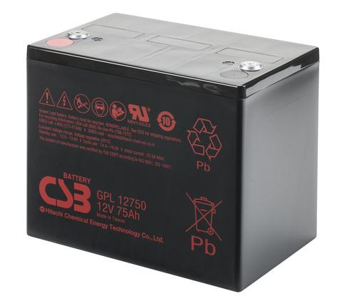 АКБ глубокого разряда CSB 80 А/ч  12В
