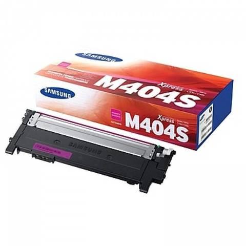 Картридж CLT-404M Samsung SL-C430/480 Пурпурный (Magenta) S-print by HP