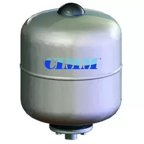 CIMM Бак AСS 24 л для водоснабжения вертикальный (цвет серый)