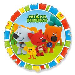 И 18 Круг Ми-Ми-Мишки / RD Be-Be-Bears BRAVO/ 1шт
