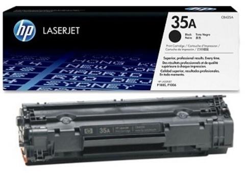 Картридж Hewlett-Packard (HP) CB435A