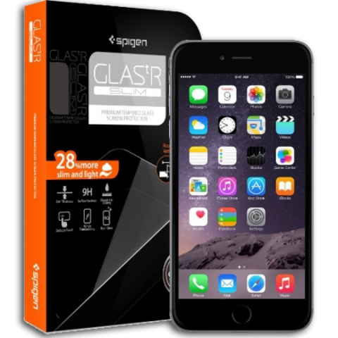 Spigen SGP GLAS.tR SLIM HD 9H Hardness for iPhone 6 Plus / 6S Plus SGP10878