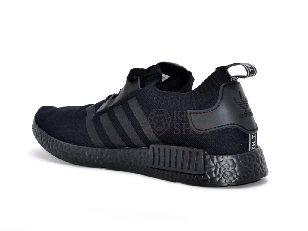 Adidas Originals Men's  NMD R1 Triple Black