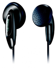 Наушники Philips SHE1350 черный