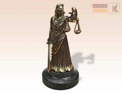 статуэтка Фемида малая