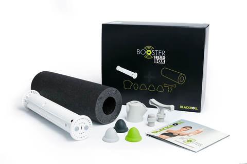 Массажный набор с вибрацией BLACKROLL® BOOSTER HEAD BOX
