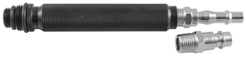 AI010005 Переходник для подачи сжатого воздуха в цилиндр ДВС через свечные отверстия 14, 18 мм.