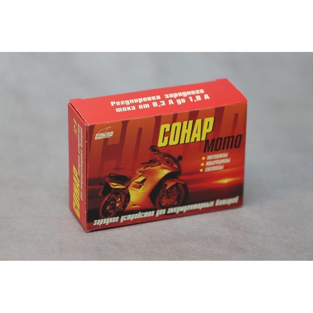 Зарядное устройство СОНАР-МОТО УЗ 205.08-12