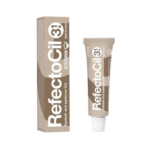 Краска REFECTOCIL для бровей и ресниц №3.1 (светло-коричневая), 15 мл