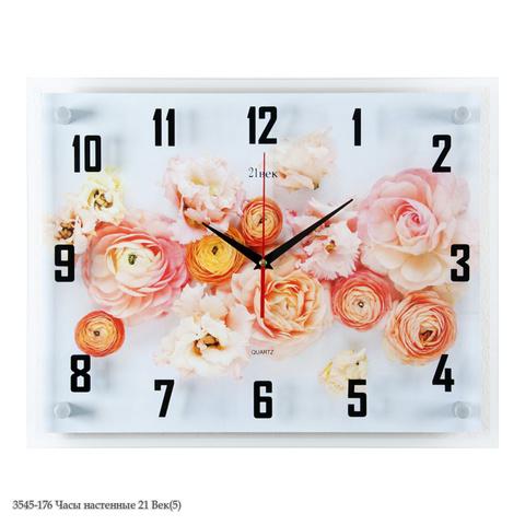 "3545-176 Часы настенные ""21 Век""(5)"