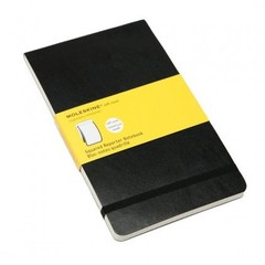 Squared Soft Reporter Notebook - Large