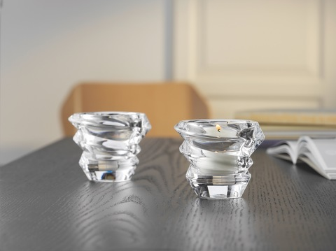 Slice Candleholder  Set 2