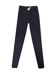 H306 брюки спортивные женские, темно-синие