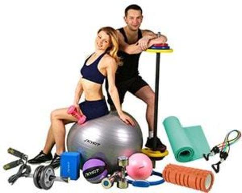 Купить товары для занятия фитнесом