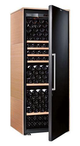 Винный шкаф EuroCave V Collection L светлое дерево, сплошная дверь, стандартная комплектация