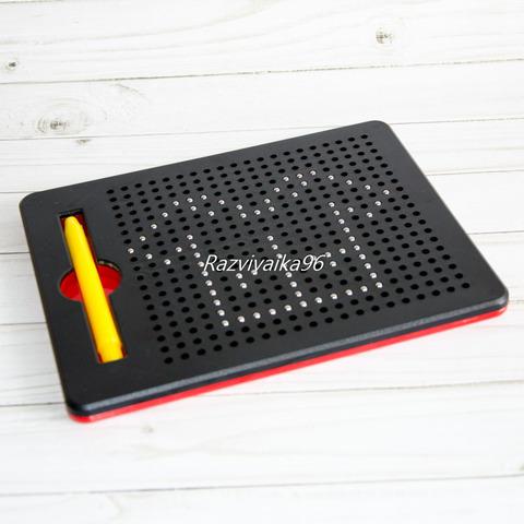 Магнитный планшет для рисования мини