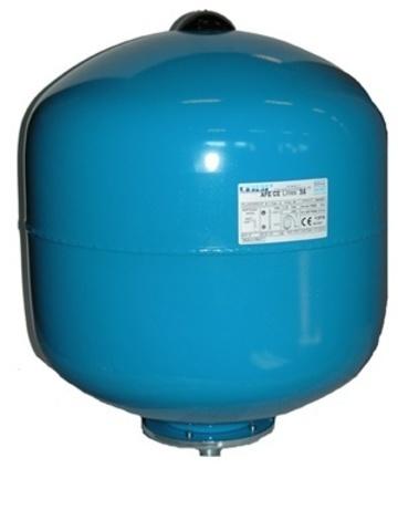 CIMM Бак AFE CE 35 л для водоснабжения вертикальный (цвет синий)