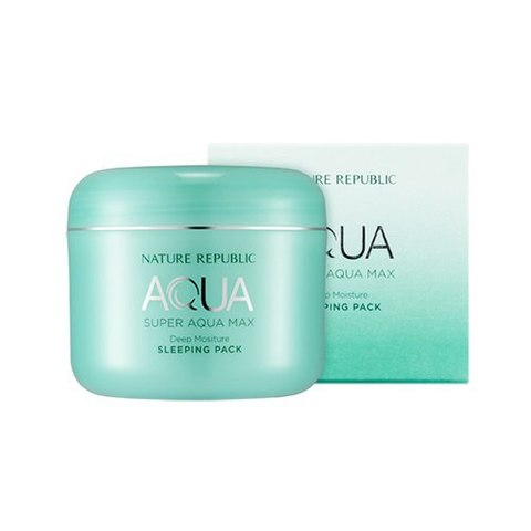 Ночная маска Nature Republic Super Aqua Max Deep Moisture Sleeping Pack 100мл