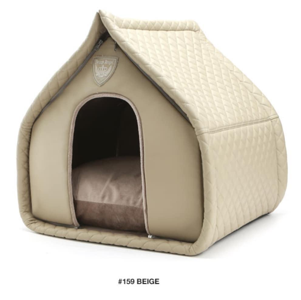 стеганный домик для собаки