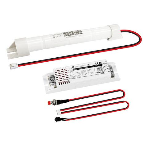БАП с кнопкой ручного тестирования для контроля исправности аварийного освещения VIP-ST TM Technologie