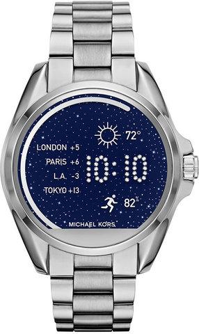 Купить Умные наручные часы Michael Kors Access MKT5012 Bradshaw по доступной цене