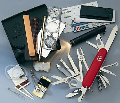 Survival Kit Victorinox (1.8812)