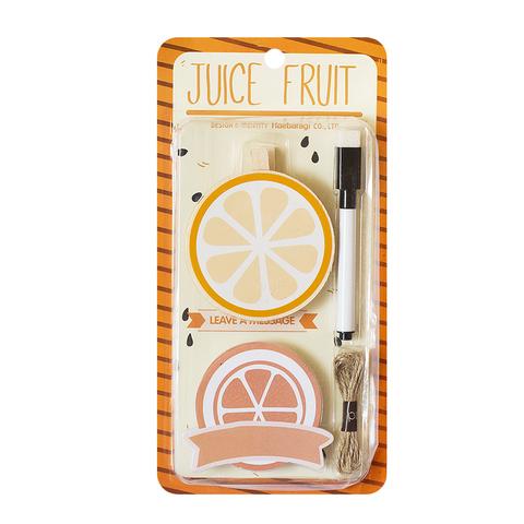 Набор для заметок Orange