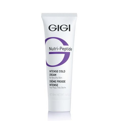 GiGi Nutri-Peptide  Cold Cream Крем пептидный интенсивный зимний, 50 мл.