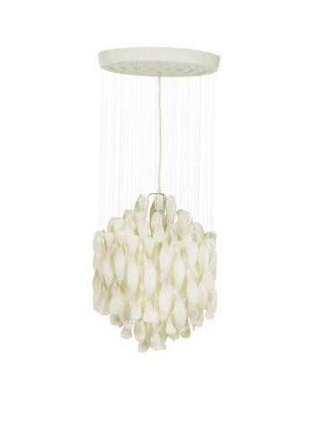 replica Verner Panton  Spiral  1 chandelier