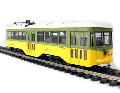 Bachmann 84605 Трамвай Peter Witt, H0