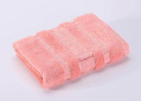 Bamboo PR-3  коралл бамбуковое махровое  полотенце Valtery