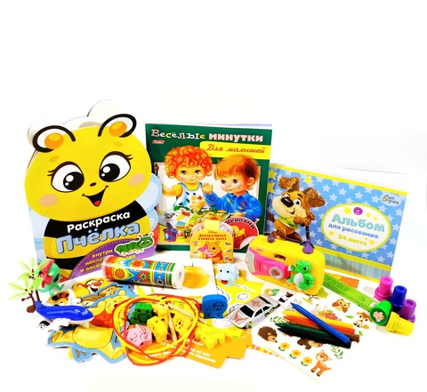 Детский набор Fox Kits 1-3 года
