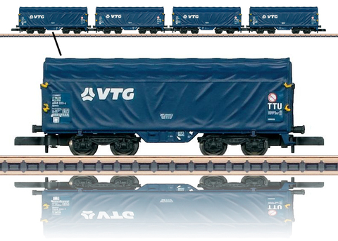 Набор грузовых вагонов Marklin Z 86355